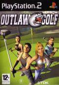 Outlaw Golf PlayStation 2 Front Cover