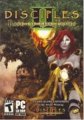 Disciples II: Rise of the Elves Windows Front Cover