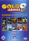 Gold Games 8 Windows Other Keep Case - Front 1/2