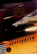 JetFighter: The Adventure DOS Front Cover