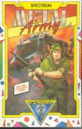 Metal Army ZX Spectrum Front Cover