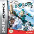 Robots Game Boy Advance Front Cover