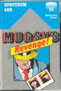 Mugsy's Revenge ZX Spectrum Front Cover