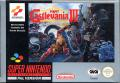 Super Castlevania IV SNES Front Cover