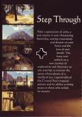 Crystal Key II: The Far Realm Windows Inside Cover Left