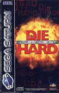 Die Hard Trilogy SEGA Saturn Front Cover