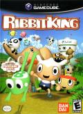 Ribbit King GameCube Front Cover