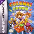 Columns Crown Game Boy Advance Front Cover