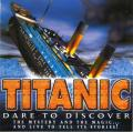 Titanic: A Mysterious Undersea Adventure Windows 3.x Front Cover
