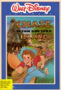 The Chase on Tom Sawyer's Island Apple II Front Cover