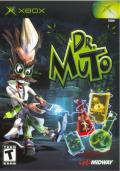 Dr. Muto Xbox Front Cover