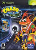 Crash Bandicoot: The Wrath of Cortex Xbox Front Cover