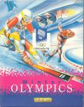 Winter Olympics: Lillehammer '94 Amiga Front Cover