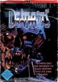 Deathbots NES Front Cover