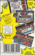 By Fair Means or Foul ZX Spectrum Back Cover