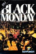 Black Monday DOS Front Cover