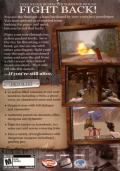 Western Outlaw: Wanted Dead or Alive Windows Back Cover
