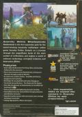 Anarchy Online: Shadowlands Windows Back Cover