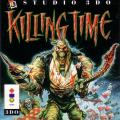 Killing Time 3DO Other Jewel Case - Front