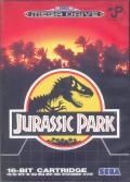 Jurassic Park Genesis Front Cover