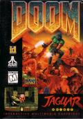 DOOM Jaguar Front Cover
