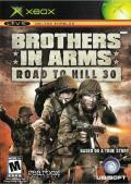 Brothers in Arms: Road to Hill 30 Xbox Front Cover