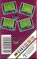 European 5-A-Side ZX Spectrum Back Cover