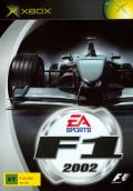 F1 2002 Xbox Front Cover
