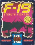 F-19 Stealth Fighter Amiga Front Cover