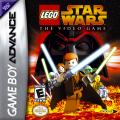 LEGO Star Wars: The Video Game Game Boy Advance Front Cover
