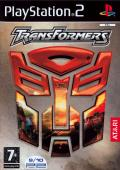 TransFormers PlayStation 2 Other Keep Case (Front)