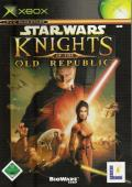 Star Wars: Knights of the Old Republic Xbox Front Cover