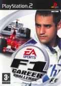 F1 Career Challenge PlayStation 2 Front Cover