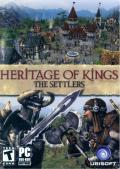 Heritage of Kings: The Settlers Windows Front Cover