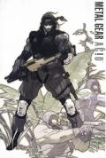 Metal Gear Ac!d PSP Inside Cover Left