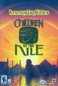Immortal Cities: Children of the Nile Windows Front Cover