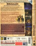 Jerusalem: The Three Roads to the Holy Land Windows Back Cover
