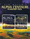 Sid Meier's Alpha Centauri Planetary Pack Windows Front Cover