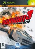 Burnout 3: Takedown Xbox Front Cover