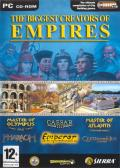The Biggest Creators of Empires Windows Front Cover