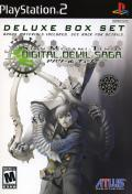 Shin Megami Tensei: Digital Devil Saga PlayStation 2 Front Cover
