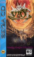 Vay SEGA CD Front Cover