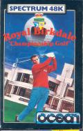 Royal Birkdale Championship Golf ZX Spectrum Front Cover