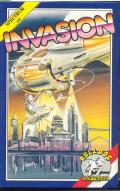 Invasion ZX Spectrum Front Cover