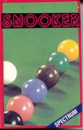 Snooker ZX Spectrum Front Cover