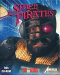 Space Pirates DOS Front Cover