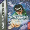 Yu Yu Hakusho: Ghost Files - Spirit Detective Game Boy Advance Front Cover