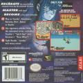 Yu Yu Hakusho: Ghost Files - Spirit Detective Game Boy Advance Back Cover