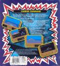 Carrier Command DOS Back Cover