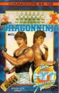 Bad Dudes Commodore 64 Front Cover